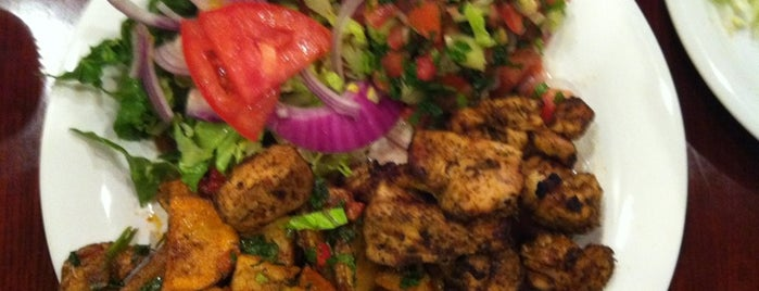 Omar's Mediterranean Cuisine & Bakery is one of USA NYC MAN Midtown East.