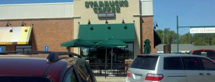 Starbucks is one of AT&T Wi-Fi Hot Spots- Starbucks #16.