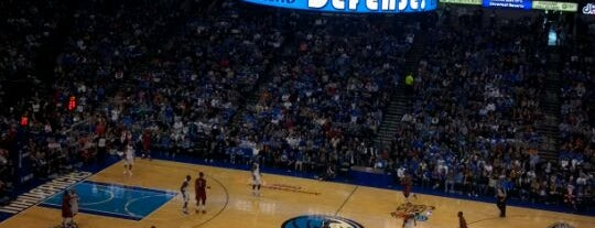 American Airlines Center is one of Great Sport Locations Across United States.