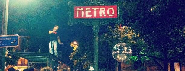 Métro Odéon [4,10] is one of Stations de metro a Paris.