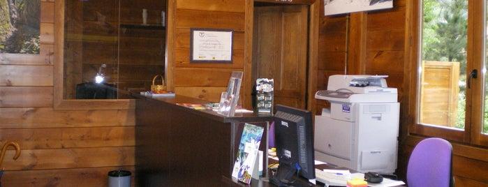 Oficinas de Turismo en Municipios asociados