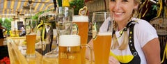 The Biergarten at The Standard, Downtown LA is one of LA's To do list.