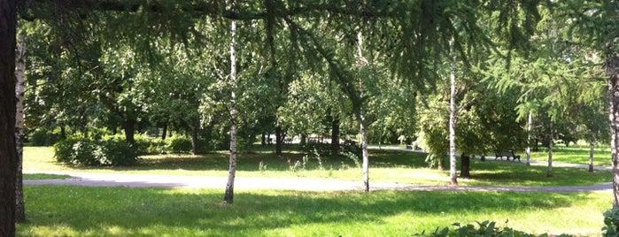 Парк им. Святослава Федорова is one of Сады и парки Москвы.