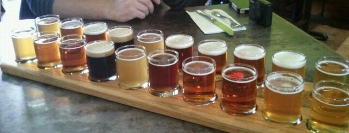 Portsmouth Brewery is one of Best Places to Check out in United States Pt 7.