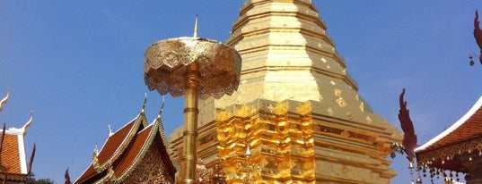 Wat Phrathat Doi Suthep is one of Guide to the best spots Chiang Mai|เที่ยวเชียงใหม่.