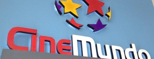 CineMundo is one of Cines en Santiago.