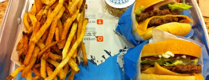 Elevation Burger is one of Austin.