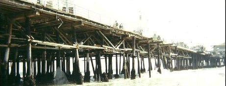 Santa Monica Pier is one of I  2 TRAVEL!! The PACIFIC COAST✈.