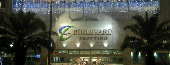 Boulevard Shopping is one of let´s go.