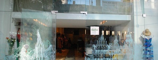 Daha Vintage is one of NYC VINTAGE DO.