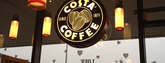 Costa Coffee is one of MK Geek Night.
