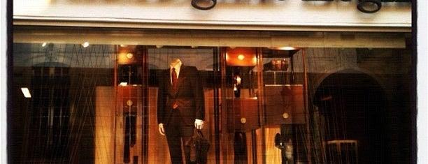 Ermenegildo Zegna is one of Zegna Fashion.