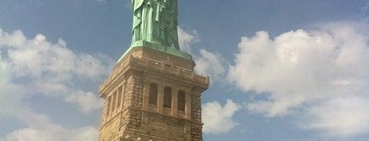 Statue de la Liberté is one of Visit to NY.