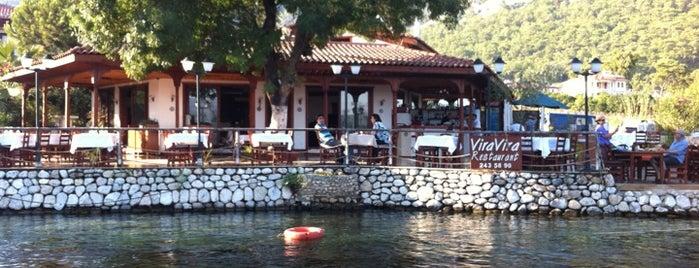 Vira Vira is one of İzmir.