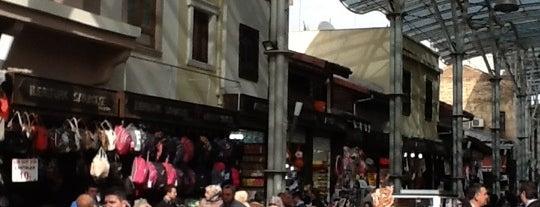 Tuz Pazarı Çarşısı is one of Mutlaka gidilmeli!.