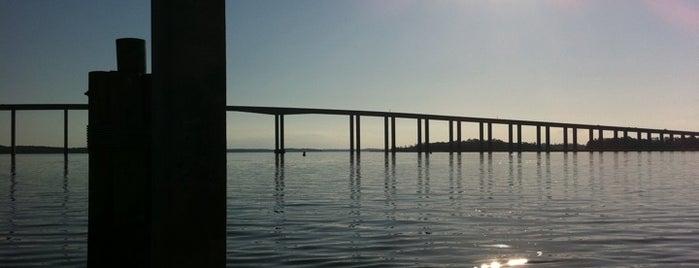 Daniel Island is one of Charleston's Top Social Spots.