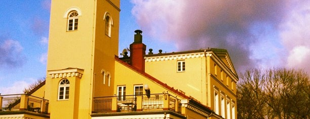 Hotel Wieniawa is one of Szkolenia z Inspiros.
