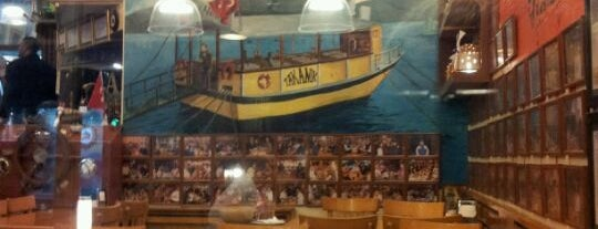 Takanik Balık is one of Must-visit Food in Istanbul.