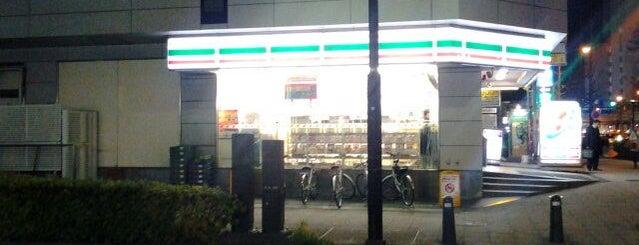 セブンイレブン 新横浜3丁目店 is one of 新横浜マップ.