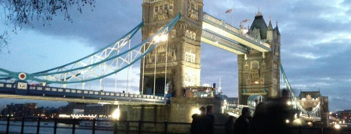 London Bridge is one of World Sites.