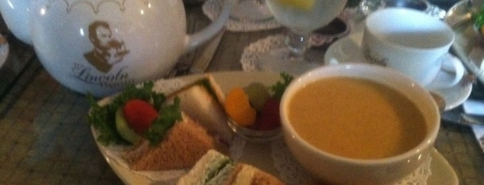 Lincoln Tea Room is one of To-do list for Philly suburbs.