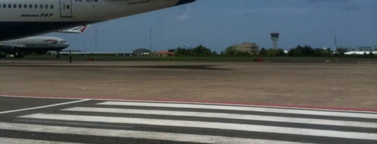 Velana International Airport (MLE) is one of World Airports.