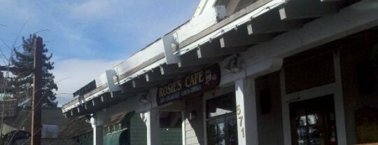 Rosie's Cafe is one of Dive Bars.