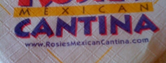 Rosie's Mexican Cantina is one of Must-visit Places in the Shoals, AL #visitUS.