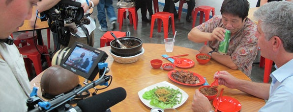 Geylang Claypot Rice is one of The Layover: Singapore.