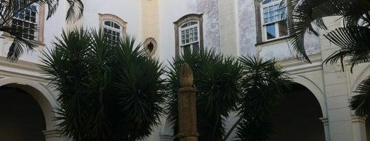 Igreja Nossa Senhora do Carmo is one of Points de Salvador.