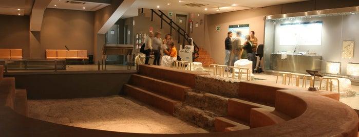 Museo De Las Termas is one of HOSTAL TORRE MONTESANTO.