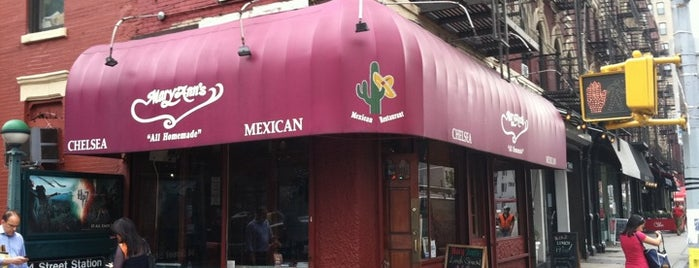 Mary Ann's Chelsea Mexican is one of Brunch/dining spots.