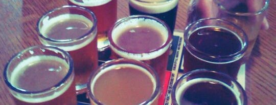 North Coast Brewing Co. Taproom & Grill is one of Brooklyn Pour Breweries 2012.