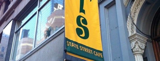 Al's State Street Cafe is one of Boston.