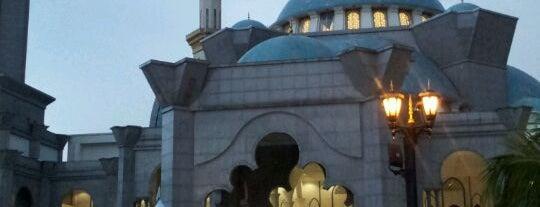 Masjid Wilayah Persekutuan is one of Baitullah : Masjid & Surau.