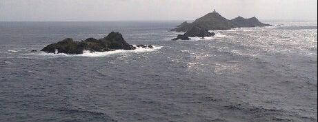 Archipel des Sanguinaires is one of Corsica.