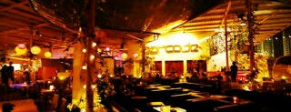 """Barcode Outdoor Terrace & Pre-Club is one of The most """"hits"""" night clubs in Jakarta."""