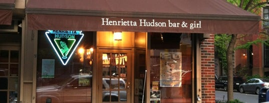 Henrietta Hudson Bar & Girl is one of NYC, here we go.