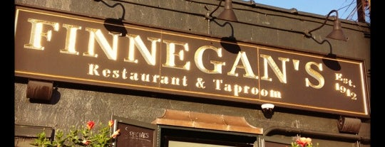 Finnegan's Restaurant & Taproom is one of Everything Long Island.