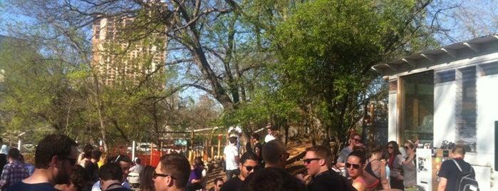 Boxee SXSW Kegger 2012 is one of Speakmans SXSW Venues in Austin.