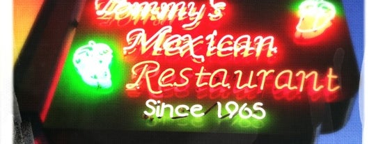 Tommy's Mexican Restaurant is one of Best Of Winners 2012.