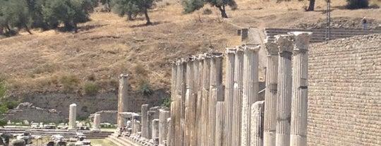 Asklepion Pergamon is one of 2018.