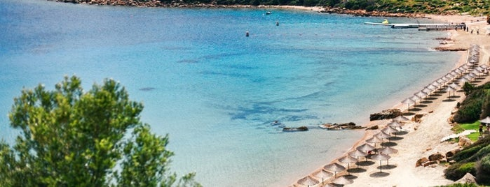 Silent Beach is one of Bodrum !!.