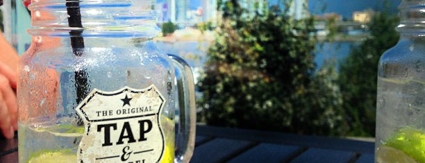Tap & Barrel is one of Where To Eat: Raincity's Best.