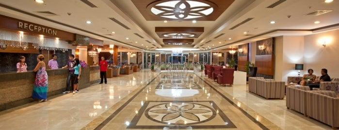 Novum Lilyum Hotel is one of Turkiye Hotels.
