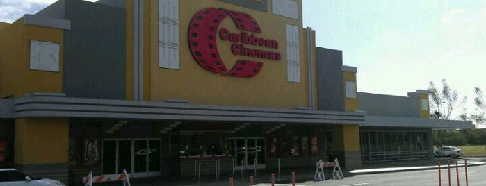 Caribbean Cinemas is one of Ponce #4sqCities.
