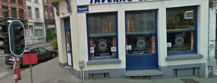 Taverne Es Europa is one of Bruxelles, food and drinks.