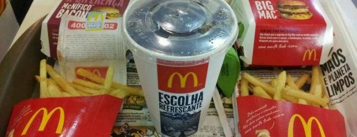 McDonald's is one of Roh.