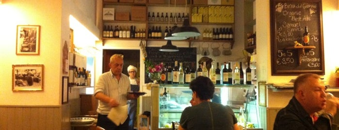 5 e Cinque is one of The 15 Best Places for Healthy Food in Florence.