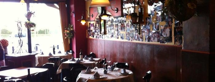 La Bella Napoli is one of Restaurantes en Madrid.